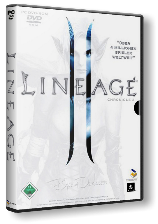 Lineage II Epic Tale of Aden: Dimensional Strangers — Ertheia