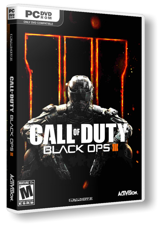 Call of Duty: Black Ops III [v 37.0.0 update 2][2015] Repack by xatab