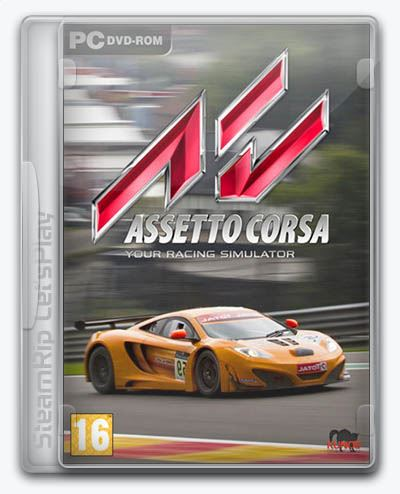 Assetto Corsa [2014] [1.13.2 + 9 DLC) SteamRip Let'sPlay