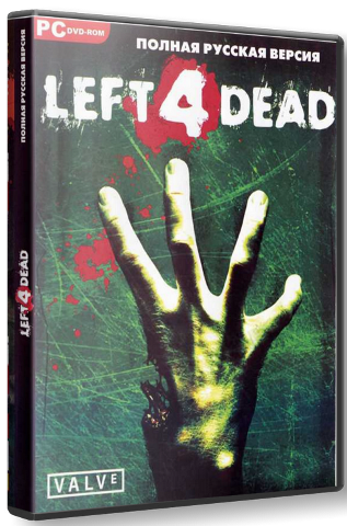 Left 4 Dead / Left4Dead [1.0.3.4 + ALL DLC's][2008]