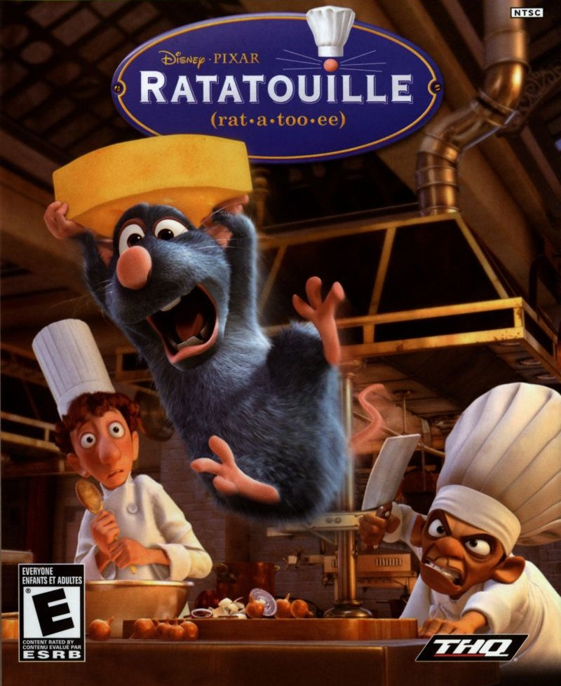 Ratatouille / Рататуй [2007] Repack by R.G Elements