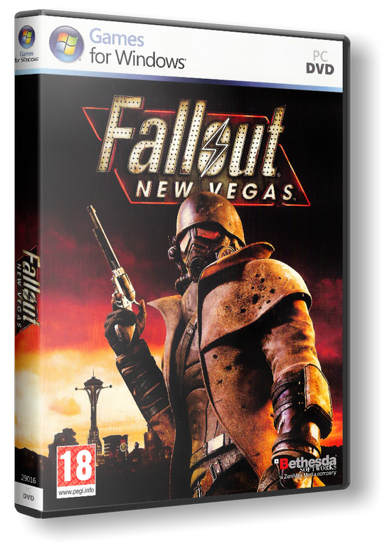 Fallout: New Vegas - Ultimate Edition + 9 DLC Лицензия Repack by Fenixx