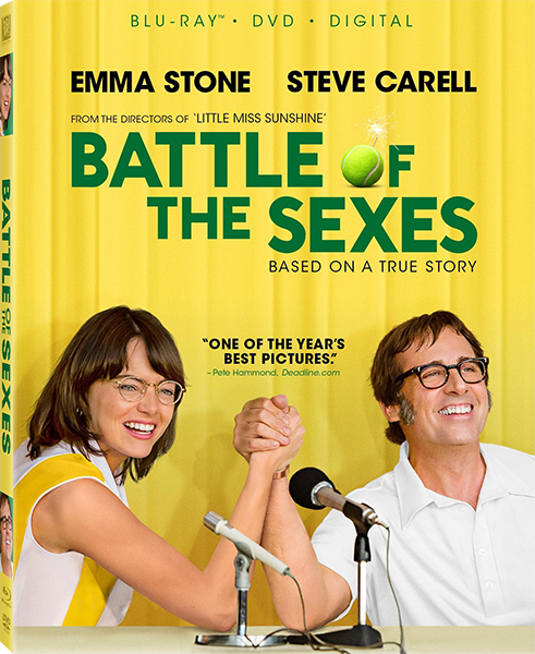 Битва полов / Battle of the Sexes Лицензия