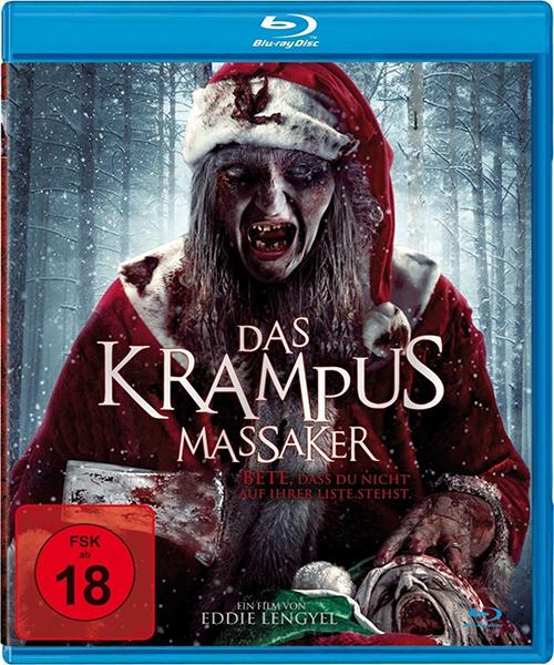 Мать Крампуса / Mother Krampus / 12 Deaths of Christmas (2017/HDRip)