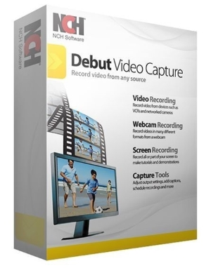 Debut Video Capture Pro 4.09 [En]