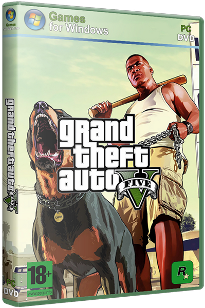 Grand Theft Auto V / GTA V Лицензия[Online Only] от 01.01.18