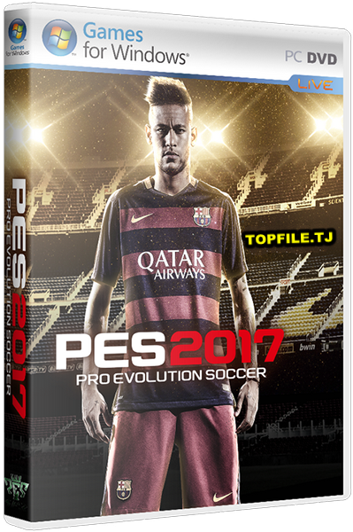 Pro Evolution Soccer 2017 RePack by Xatab