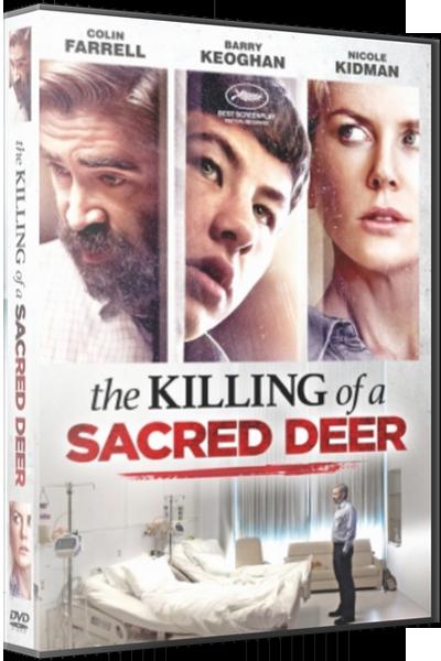 скачать убийство священного оленя 2017 через торрент