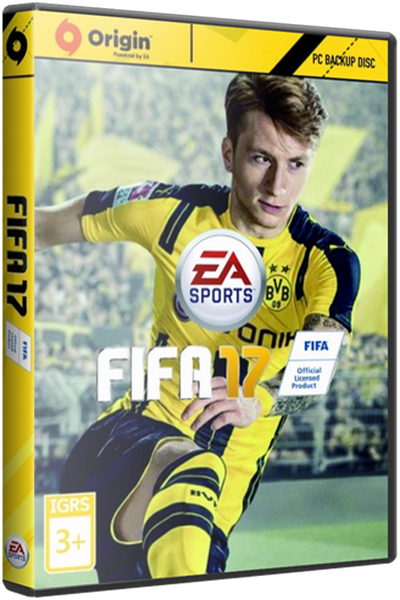 FIFA 17: Super Deluxe Edition (Electronic Arts) (RUS|ENG) [RePack] by xatab