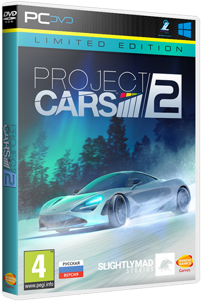 Project CARS 2: Deluxe Edition [v7.1.0.1.1108 + DLC's] (2017) PC | RePack от =nemos=
