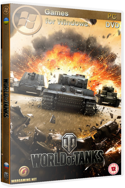 Мир Танков / World of Tanks [v1.5.1.1.1360] (2014) | Лицензия