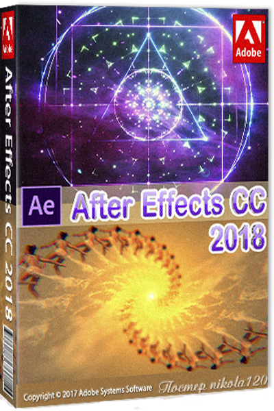 Adobe After Effects CC 2018 15.0.1.73 RePack by KpoJIuK [2018,Multi/Ru]