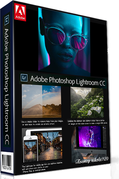 Adobe Photoshop Lightroom Classic CC 2018 (7.2.0.10) Portable by XpucT [2018,Ru/En]