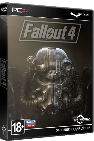 Fallout 4: Game of the Year Edition [v1.10.138.0.1 + 7 DLC] (2015) PC | RePack от xatab