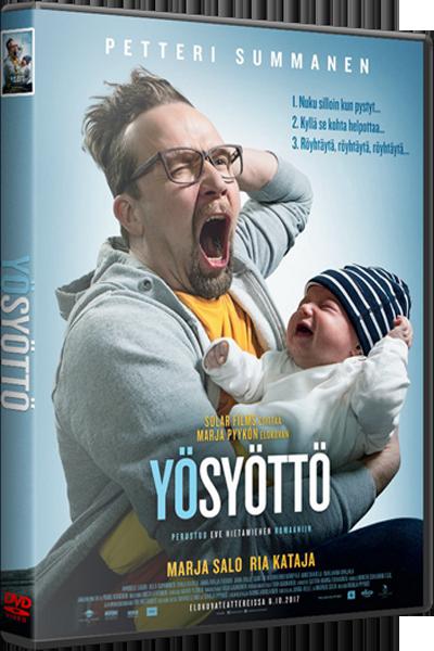 Ночное кормление / Man and a Baby / Yösyöttö