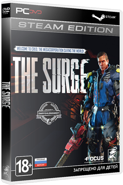 The Surge: Complete Edition [Update 10 + 4 DLC] (2017)
