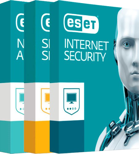 ESET NOD32 Antivirus / Internet Security / Smart Security Premium 11.1.54.0 (2018) PC | RePack by KpoJIuK