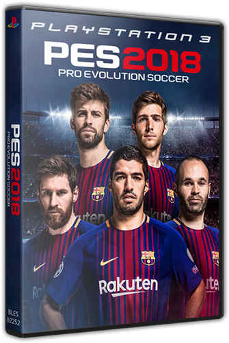 PES 2018 / Pro Evolution Soccer 2018 (2017) PS3 | RePack от PURGEN
