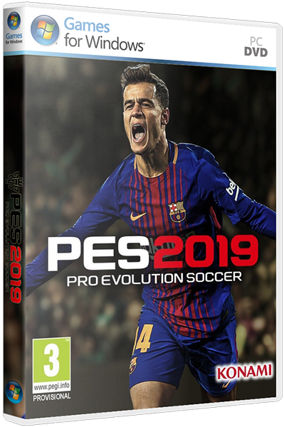 Pro Evolution Soccer 2019 (2018) PC | RePack от xatab