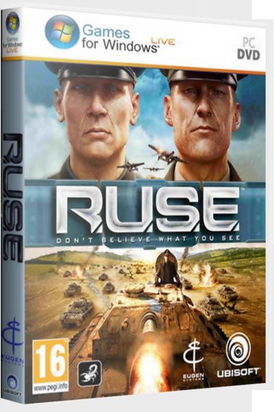 R.U.S.E [RePack] [RUS + ENG] (2010) (1.0.0.1)