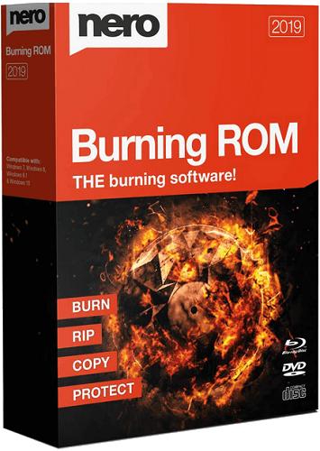 Nero Burning ROM & Nero Express 2019 v20.0.2005 (2018) РС   RePack by MKN