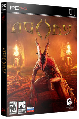 Agony Unrated [Update 3] (2018) PC | RePack от xatab
