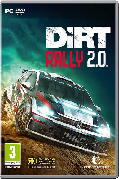 DiRT Rally 2.0: Deluxe Editon [v1.5.1 + DLCs] (2019) PC | RePack от xatab
