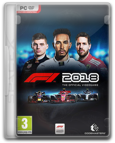 F1 2018: Headline Edition [v1.16 + DLC] (2018) PC | RePack от xatab