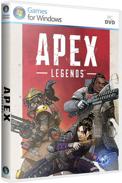 Apex Legends [v3.0.1.114] (RUS|ENG) | Лицензия
