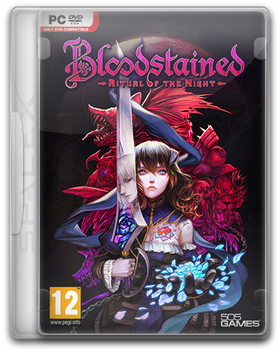 Bloodstained: Ritual of the Night (2019) PC | RePack от SpaceX