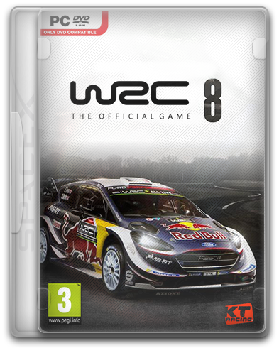 WRC 8 FIA World Rally Championship [v1.3.0 + DLCs] (2019) PC | RePack от xatab
