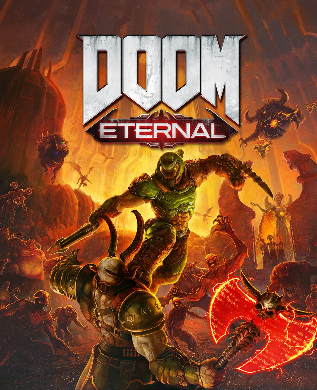 DOOM Eternal by xatab