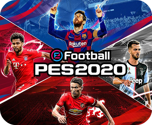 [Android] eFootball PES 2020 (v4.6.0) [2019 / RUS]