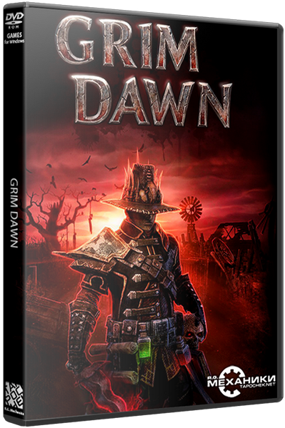 Grim Dawn [v1.1.8.0 + DLCs] (2016) PC | RePack от xatab