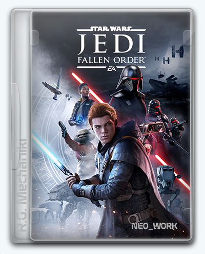Star Wars Jedi: Fallen Order - Deluxe Edition [v1.02 + DLC] PC | RePack от R.G. Механики